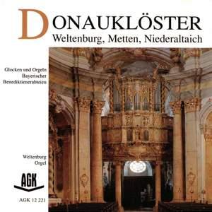 Donauklöster - Weltenburg, Metten, Niederaltaich