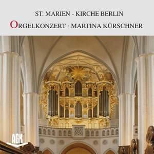 Orgelkonzert - Martina Kürschner