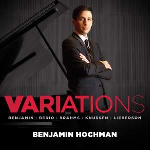 Benjamin Hochman: Variations