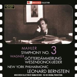 Mahler: Symphony No. 3 & Wagner: Wesendonck Lieder
