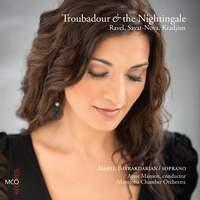 Ravel, Sayat-Nova & Kradjian: Troubadour and the Nightingale