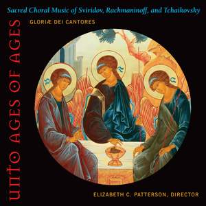 Unto Ages of Ages - Sacred Choral Music