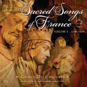 Sacred Songs of France, Volume. I: 1198-1609