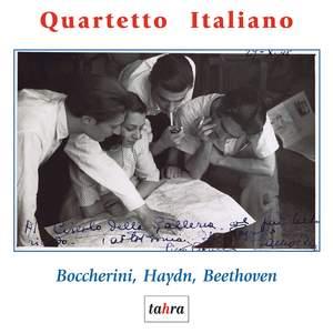 Il Quartetto Italiano play Boccherini, Haydn & Beethoven