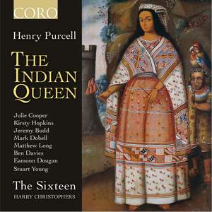 Purcell: The Indian Queen Product Image