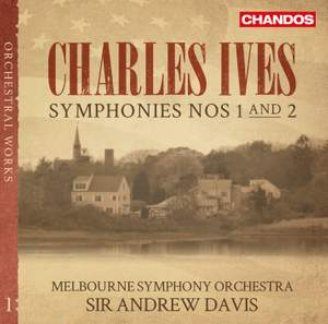 Ives: Orchestral Works, Vol. 1