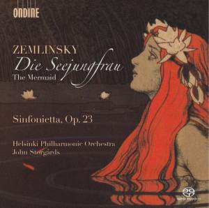 Zemlinsky: Die Seejungfrau (The Mermaid) & Sinfonietta Product Image