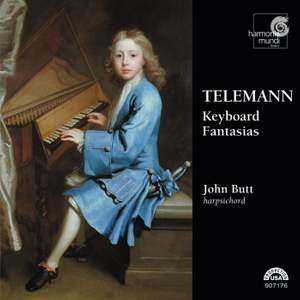 Telemann: Fantasias (36) for harpsichord, TWV 33