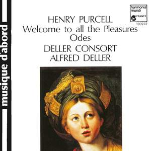 Purcell: Welcome to All the Pleasures
