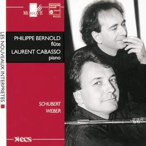Schubert & Weber: Works for Flute and Piano