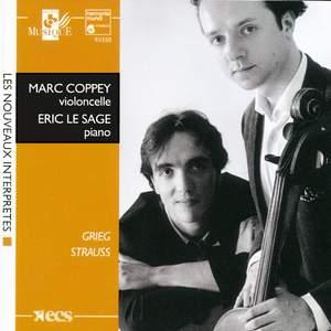 Strauss & Grieg: Cello Sonatas
