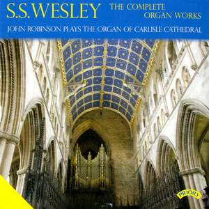 The Complete Organ Works of S.S.Wesley