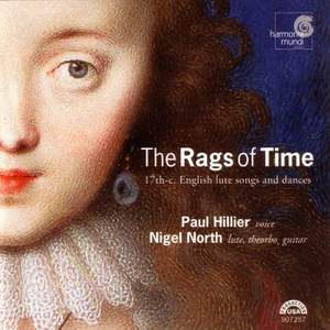 The Rags of Time - 17th Century English Lute Songs & Dances Product Image