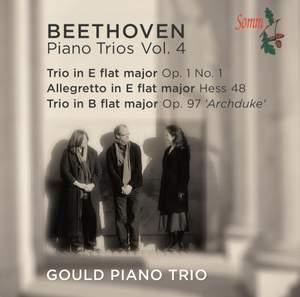 Beethoven: Complete Piano Trios Volume 4