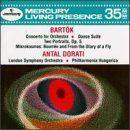 Bartók: Concerto for Orchestra, Dance Suite & Two Portraits