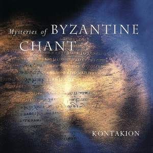 Mysteries of Byzantine Chant Product Image