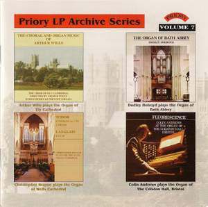 LP Archive Series - 7 Organ of St.Albans Cathedral Product Image