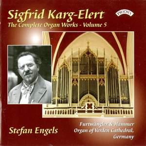 Karg-Elert Complete Organ Works Vol. 5