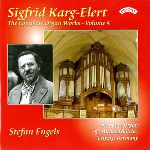 Karg-Elert Complete Organ Works Vol. 4