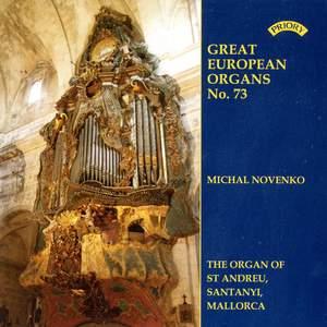 Great European Organs No. 73: St.Andreu, Santanyi, Mallorca