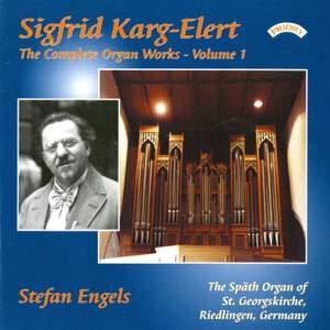 Karg-Elert Complete Organ Works Vol. 1