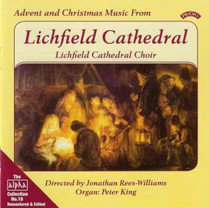 Alpha Collection Vol. 10: Advent and Christmas Music From Lichfield Cathedral