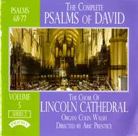 The Complete Psalms of David Series 2 Volume 5