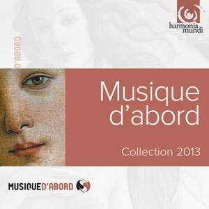 Musique d'Abord 2013 Product Image