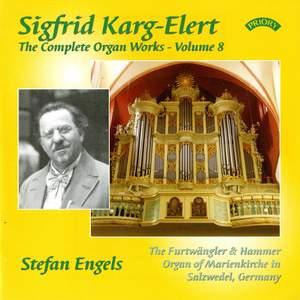 Karg-Elert Complete Organ Works Vol. 8