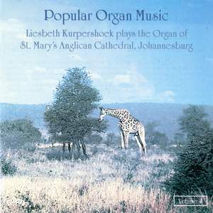 Popular Organ Music Volume 4 / The Organ of St.Mary's Anglican Cathedral, Johannesburg