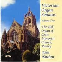 Victorian Organ Sonatas - Vol 2