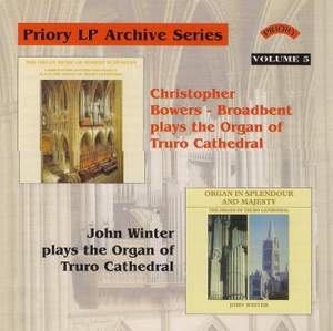 LP Archive Series - 5 Organ Music from Truro Cathedral Product Image