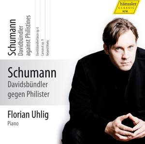 Schumann: Complete Piano Works Volume 8