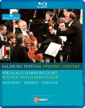 Salzburg Festival Opening Concert 2009 with Nikolaus Harnoncourt