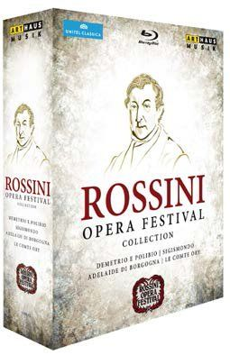 Rossini Opera Festival Collection