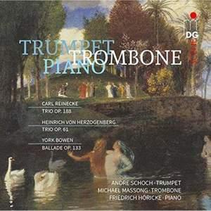 Trumpet, Trombone, Piano