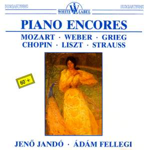 Piano Encores