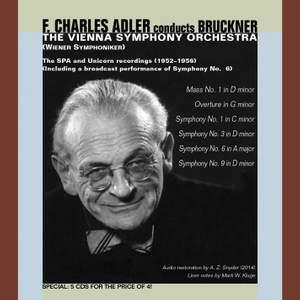 F. Charles Adler conducts Bruckner Product Image
