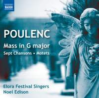 Poulenc: Mass in G major