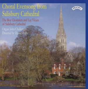 Choral Evensong from Salisbury Cathedral