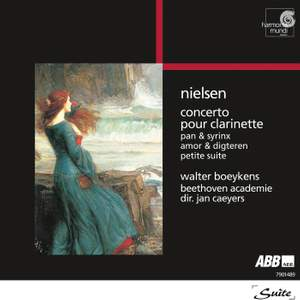 Nielsen: Clarinet Concerto etc.