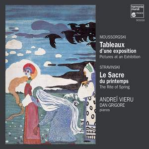 Mussorgsky: Pictures at an Exhibition & Stravinsky: The Rite of Spring
