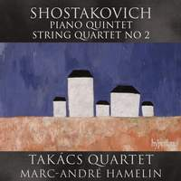 Shostakovich: Piano Quintet & String Quartet No. 2