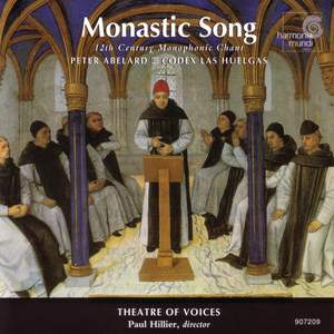 Monastic Song - 12th Century Monophonic Chant