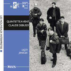 Ligeti & Janacek: Works for Wind Ensemble