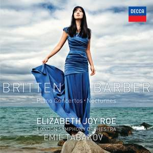 Britten & Barber: Piano Concertos & Nocturnes Product Image