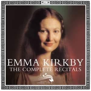 Emma Kirkby: Complete Recitals