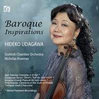 Baroque Inspirations: Hideko Udagawa