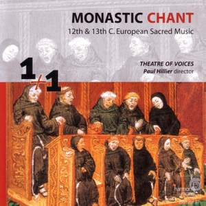 Monastic Chant - 12th & 13th Century European Sacred Music Product Image