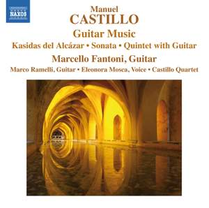 Manuel Castillo: Guitar Music